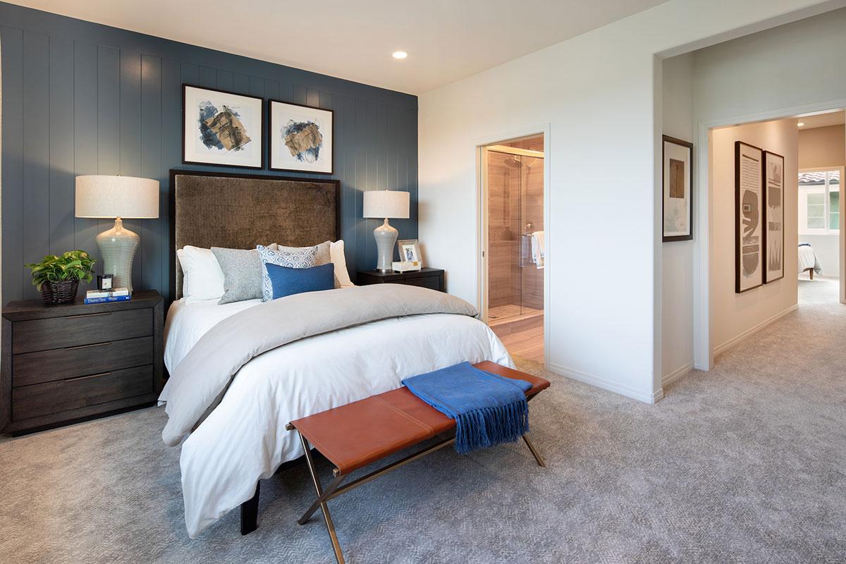 District Walk Plan 3: Master Bedroom
